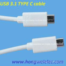 C Stecker auf Stecker USB 3.1 Kabel für MacBook Chromebook