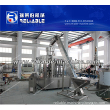 Automatic Glass Bottle Gas Drink Filling Machine/Equipment/Manufacturer in Monobloc