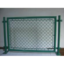 PVC revestido Diamond Chain Link Fence (LY-CL 5)