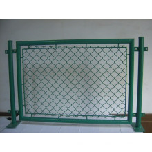PVC Coated Diamond Chain Link Fence (LY-CL 5)