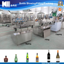 Glass Bottle Filling Machine / Packing Machine (RCGF)