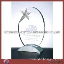 Clear Silver Star Award