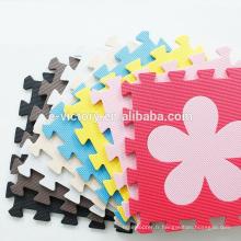 32 * 32 * 1,2 enfants mat tapis de puzzle eva matériaux respectueux de l'environnement