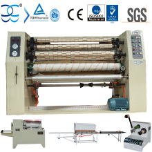 Adhesive BOPP Tape Slitting Machine (XW-210)