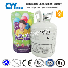 Hot Sale Stainless Steel 50L Helium Gas Cylinder for Party