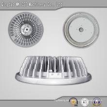 Cubierta de aluminio de la lámpara de fundición con alta calidad