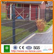 Китай поставщик ISO9001 868 проволока, 656 проволока, двухпроволочный забор
