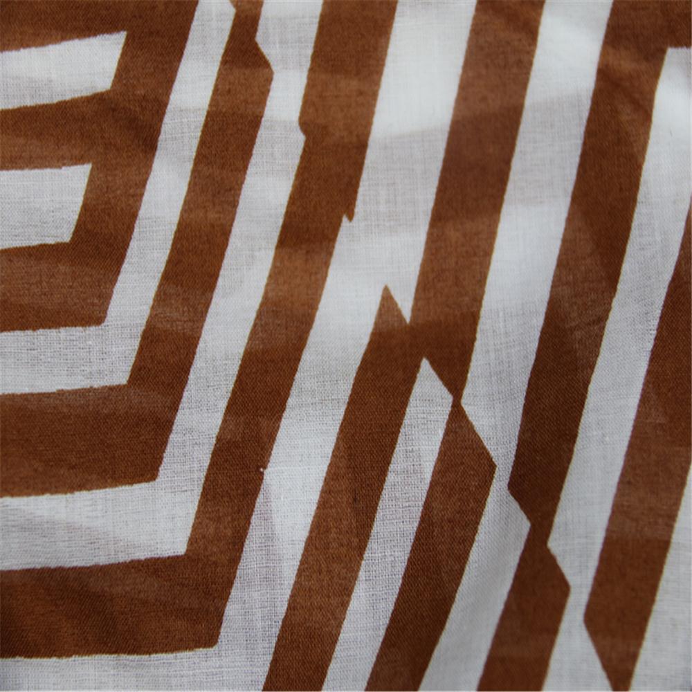 Irregular stripe printing