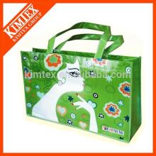 Benutzerdefinierte Nonwoven Shopper Taschen mit Druck Logo