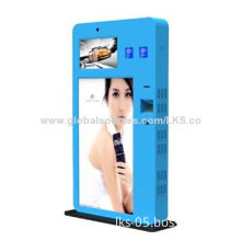 Shopping Mall Information Kiosk with 55-inch Monitor and Self Payment Functions