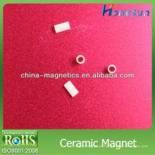 ímãs de cerâmica D1x1.5mm