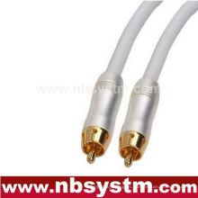 Cabo de fibra óptica digital Toslink Plug to Toslink PLug