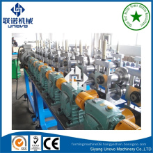 pre-stress metal oval pipe roller former