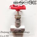 Internal Threaded Castin Stainless Steel 316 Globe Valve