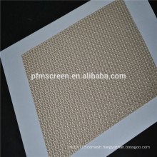 Alkali Resistant PTFE Fiberglass Mesh For Waterproofing