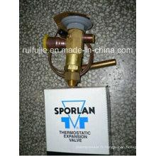 Détendeur thermostatique Sporlan pour réfrigérateur Fve-5-C