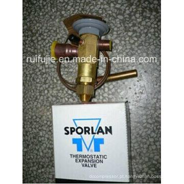 Válvula de Expansão Termostática Sporlan para Frigorífico Fve-5-C