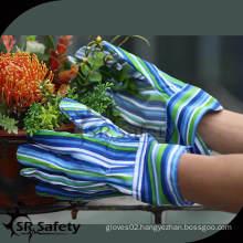 SRSAFETY best price cotton gardening glove