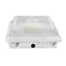 Nuevo diseño de segunda generación de alta CRI venta al por mayor 125LM / W 55W LED luz de estacionamiento