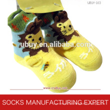 Fashion 3D Pattern of Baby Socks (UBUY-103)