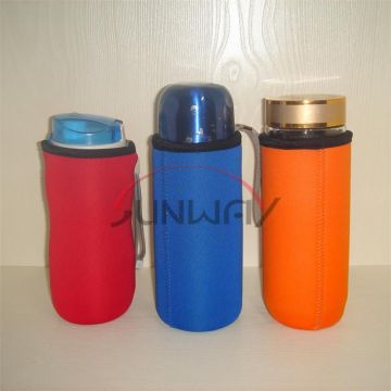 Aislados titular de la botella de agua personalizado botella cubierta de la botella traje (BC0083)