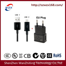 Prise de l'UE 5V 1A USB Charger (WZX-088)