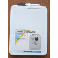 High Quality Magnetic Bulletin Whiteboard with Plstic Frame