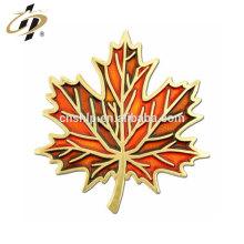 Gros timbre en alliage or plaque en relief peinture métal Pin Pin