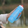 Dicht 21oz breiten Mund BPA frei Kunststoff Wasserflasche