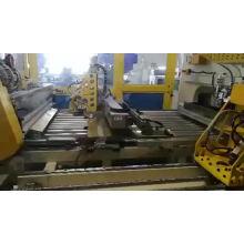 Automatic screw cap glass aluminum cap making bottle cap production line