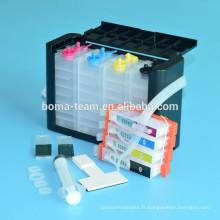 Système 5Colors Ciss pour imprimante HP Photosmart 7510