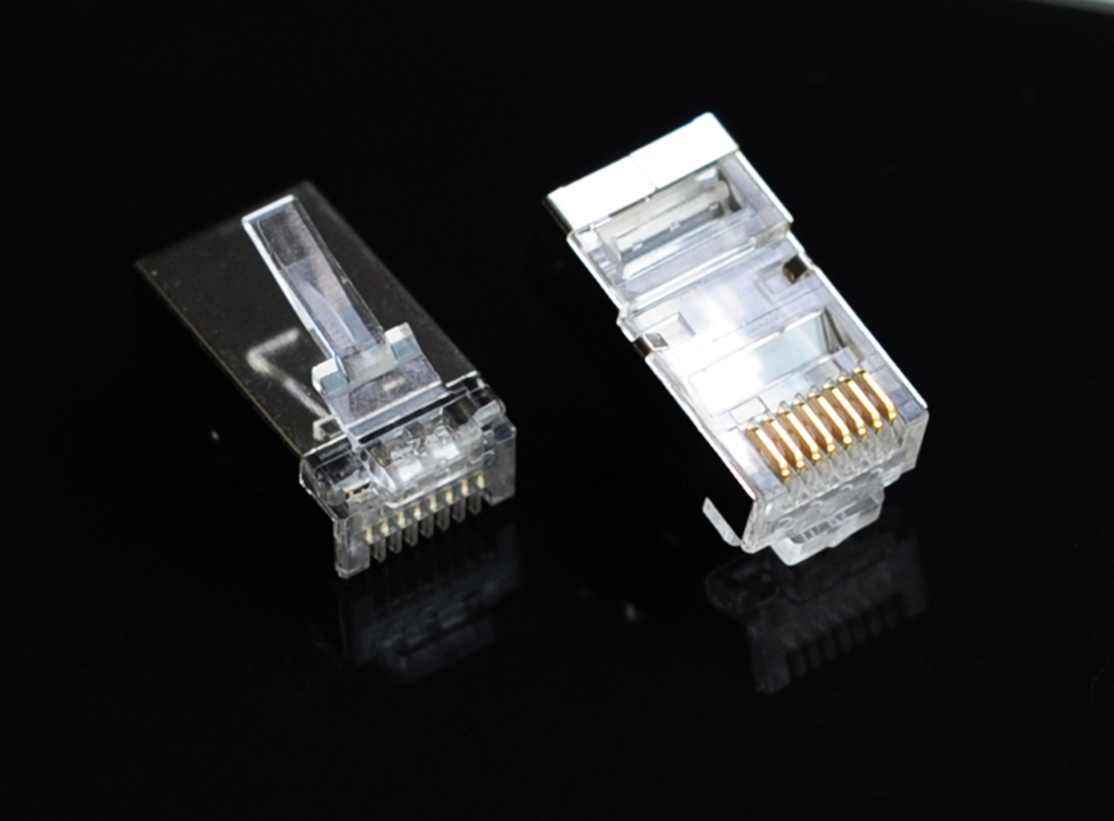 RJ45 Connector Cat5 STP