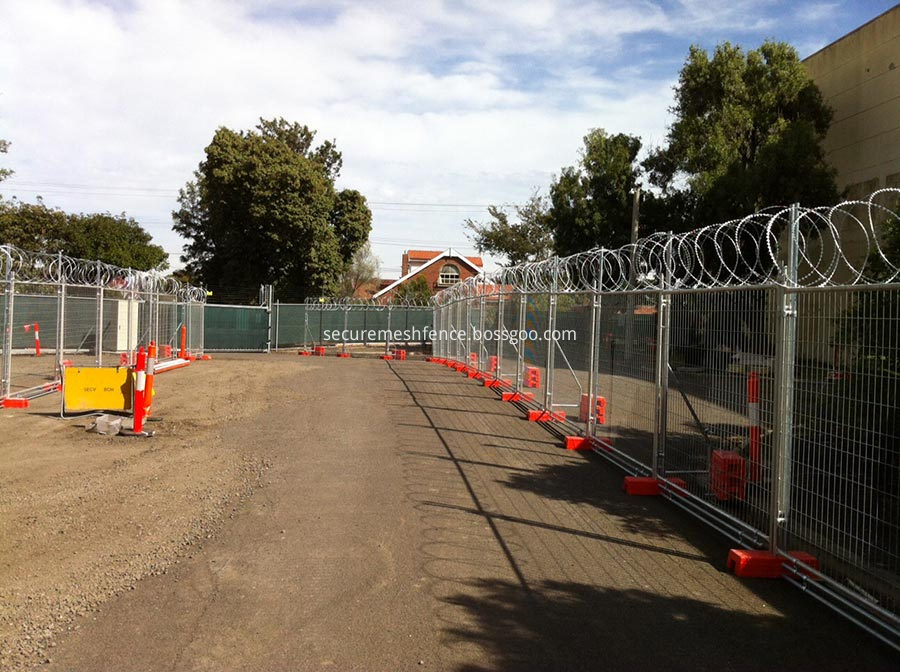 Temporary Fencing Hot Sale specification