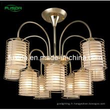 Décoration intérieure Lampe à chandelier en fer antique