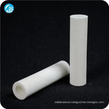 insulating steatite parts ceramic tube resistor