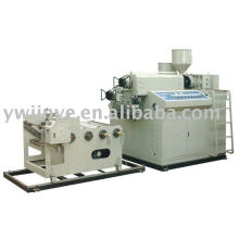 Individual/doble capa de coextrusión Film estirable máquina (JYFM-500)