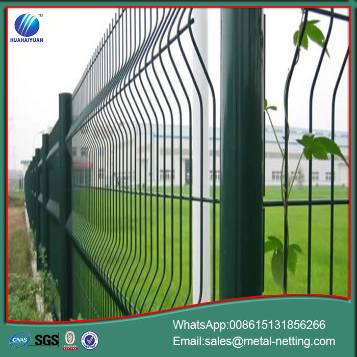 2D Welded Wire Fence