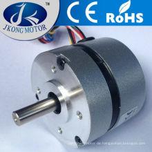 57mm bürstenloser Gleichstrommotor mit Planetengetriebe, optischem Encoder und elektrischer Bremse