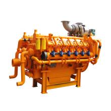60Hz Googol tierra llenar el motor de gas de biogás para generador 160kw-1028kw
