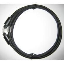 Hecho en China Alambre de cobre eléctrico de UTP / FTP / SFTP Cat5e Cat6 Cat6e Cat7, cable de alambre