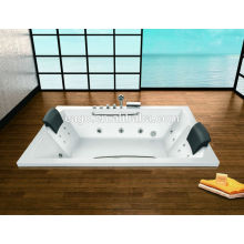 WHIRLPOOL MASSAGE BATHTUB AM185RD BUILT-IN TYPE FOR TWO PERSONS