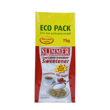 sustainable standard food seal pouch size packaging solutions