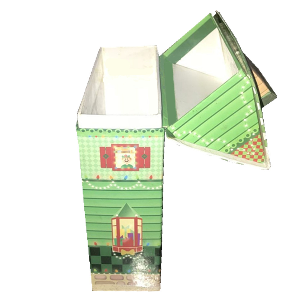 New style cardboard toy gift packaging box