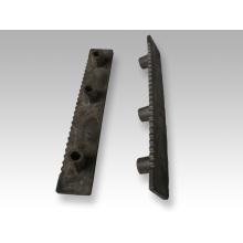 Высококачественная торцевая заглушка для наружных напольных покрытий WPC