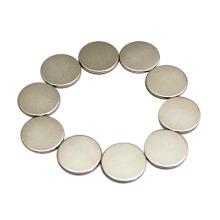Imán de disco redondo usado de disco redondo