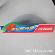 Plastic Advertising Signboard Display for Promotion