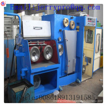 14DT(0.25-0.6) Copper fine wire drawing machine with ennealing(insulation copper wire machine)