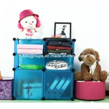 Пластиковые DIY шкаф с много цветов доступных (FН-AL01013-2)
