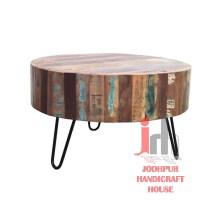 Table de bois en bois