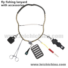 Popular Fly Fishing Landyard with Accessories